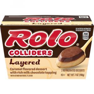 Colliders Layered Rollo