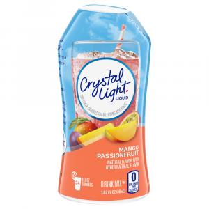 Crystal Light Mango Passion Fruit Liquid Water Enhancer
