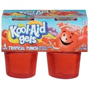 Kool-Aid Gels Tropical Punch