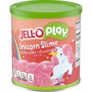 Jell-O Play Unicorn Slime Strawberry