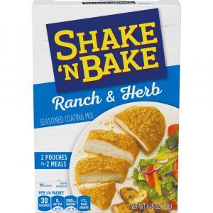 Shake 'N Bake Ranch & Herb Seasoned Coasting Mix