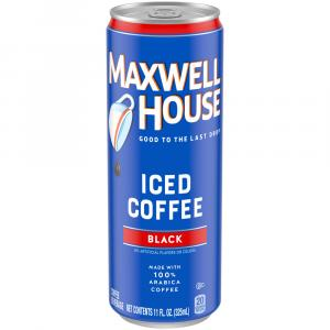 Maxwell House Iced Coffee Black
