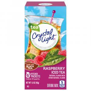 Crystal Light Raspberry Iced Tea Drink Mix