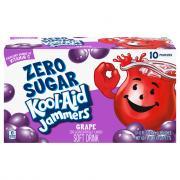 Kool-Aid Jammers Zero Sugar Grape
