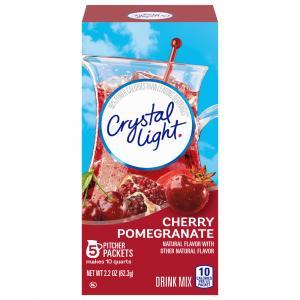 Crystal Light Immunity Cherry Pomegranate Drink Mix
