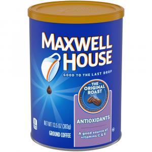 Maxwell House Antioxidant Blend Medium Ground Coffee