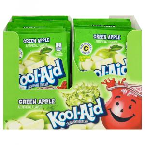 Kool-Aid Green Apple Unsweetened Drink Mix