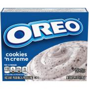 Jell-O Oreo Instant Pudding Mix