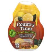 Country Time Liquid Concentrate Lemon Iced Tea