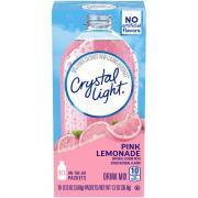 Crystal Light On the Go Pink Lemonade Drink Mix