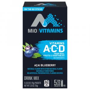 MiO Vitamins Acai Blueberry Drink Mix