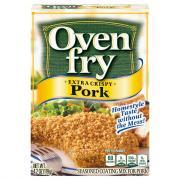 Kraft Oven Fry Crispy Pork