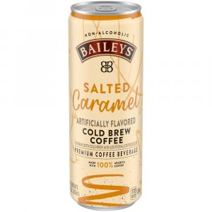Baileys Salted Caramel Cold Brew Coffee Beverage