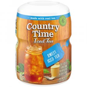 Country Time Sweet Tea Mix
