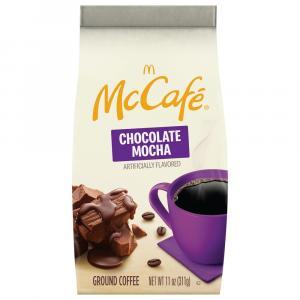 McCafe Chocolate Mocha Ground Coffee