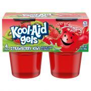 Kool-Aid Gels Strawberry Kiwi