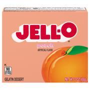 Jell-O Peach Gelatin
