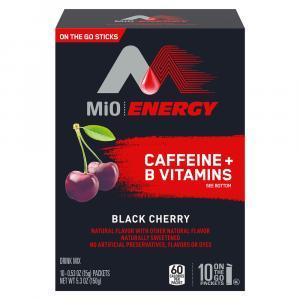 MiO Energy Black Cherry Powder Water Enhancer