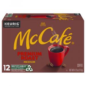 Mccafe Premium Roast Single Serve Cups