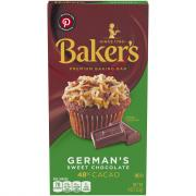 Baker's German Chocolate