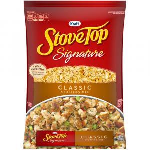 Stove Top Signature Classic Stuffing Mix