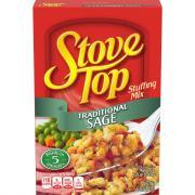 Stove Top Sage Stuffing Mix