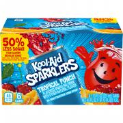 Kool-Aid Sparklers Tropical Punch