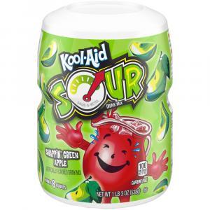 Kool-Aid Sour Green Apple Drink Mix