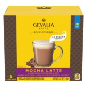 Gevalia Mocha Latte Specialty Coffee Beverage Blend