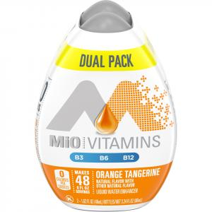 Mio Orange Tangerine Liquid Water Enhancer