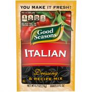 Good Seasons Italian Salad Dressing Mix