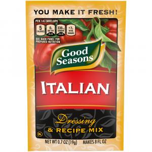Good Seasons Italian Salad Dressing Mix