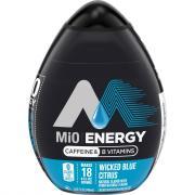 MiO Energy Wicked Blue Citrus Liquid Water Enhancer