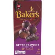 Baker's Bittersweet Chocolate