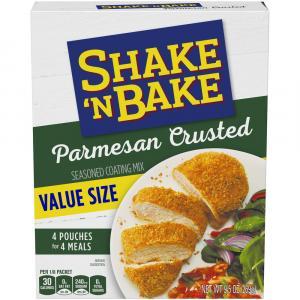 Shake 'n Bake Parmesan Crust Value Size