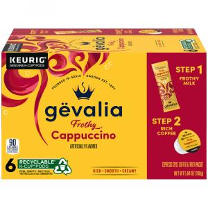 Gevalia Cafe Cappuccino