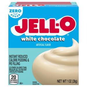 Jell-O Sugar Free White Chocolate Pudding Mix