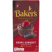 Baker's Semi Sweet Chocolate