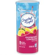 Crystal Light Raspberry Lemonade Drink Mix