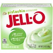 Jell-O Instant Pistachio Pudding Mix