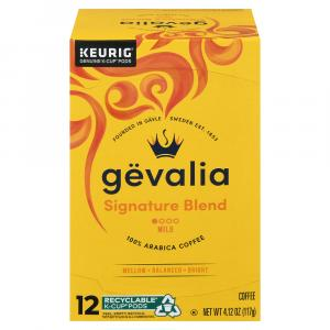 Gevalia Single Serve Signature Blend