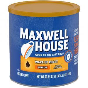 Maxwell House Wake Up Roast Ground Coffee