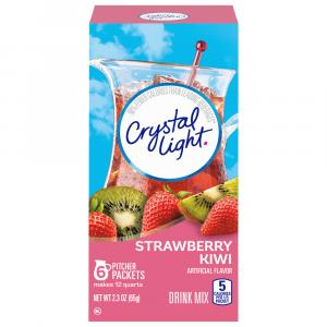 Crystal Light Strawberry Kiwi Drink Mix