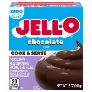 Jell-O Sugar Free Chocolate Pudding Mix