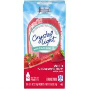 Crystal Light On the Go Energy Wild Strawberry Mix
