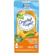Crystal Light On the Go Metabolism Green Tea Peach/Mango Mix