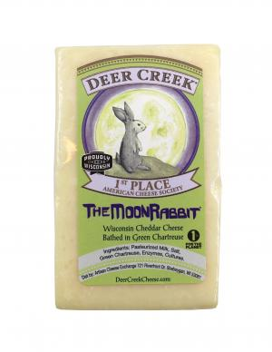 Deer Creek Moonrabbit Cheddar