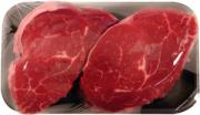 Hannaford Grass Fed Beef Tenderloin Steak