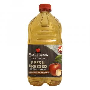 Mayer Bros. Fresh Pressed Apple Juice