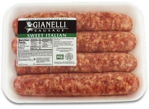 Gianelli Sweet Sausage Links